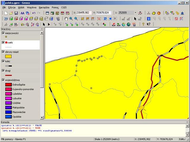 Geoxa Editor picture or screenshot