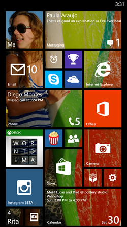 Microsoft Windows Phone 8 picture