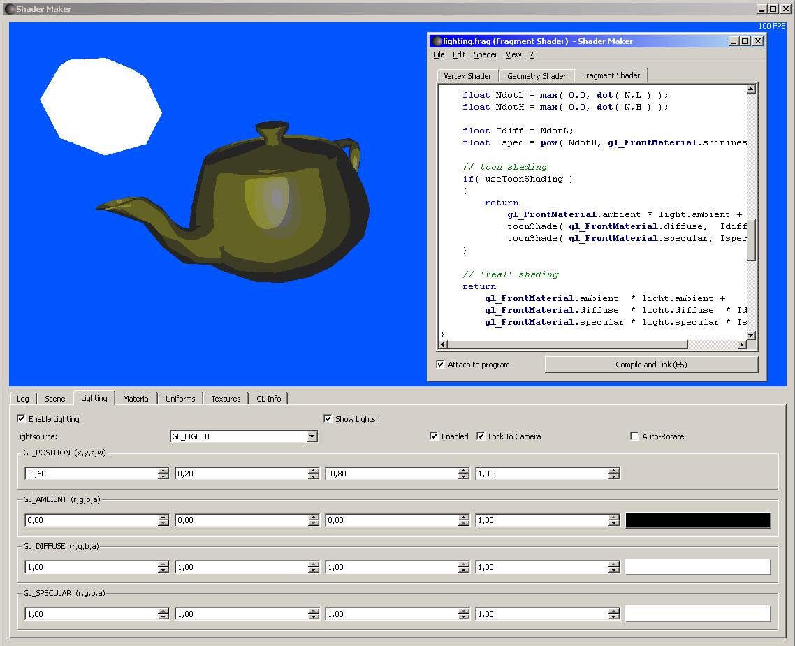 Shader Maker picture or screenshot