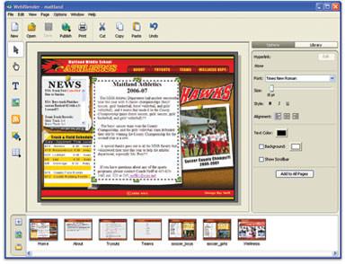 WebBlender picture or screenshot