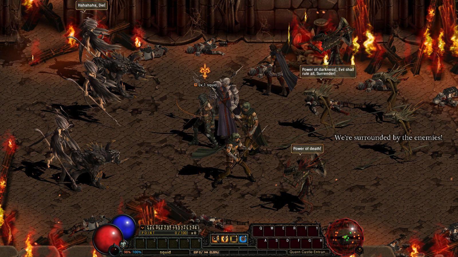 Dark Blood Online picture or screenshot