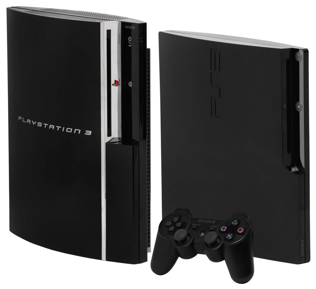 Sony PlayStation 3 file extensions