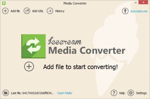 Icecream Media Converter picture