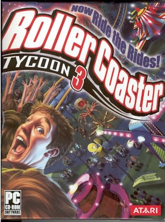 RollerCoaster Tycoon 3 picture or screenshot