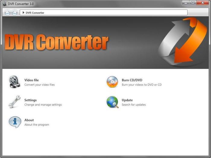 DVR Converter picture or screenshot