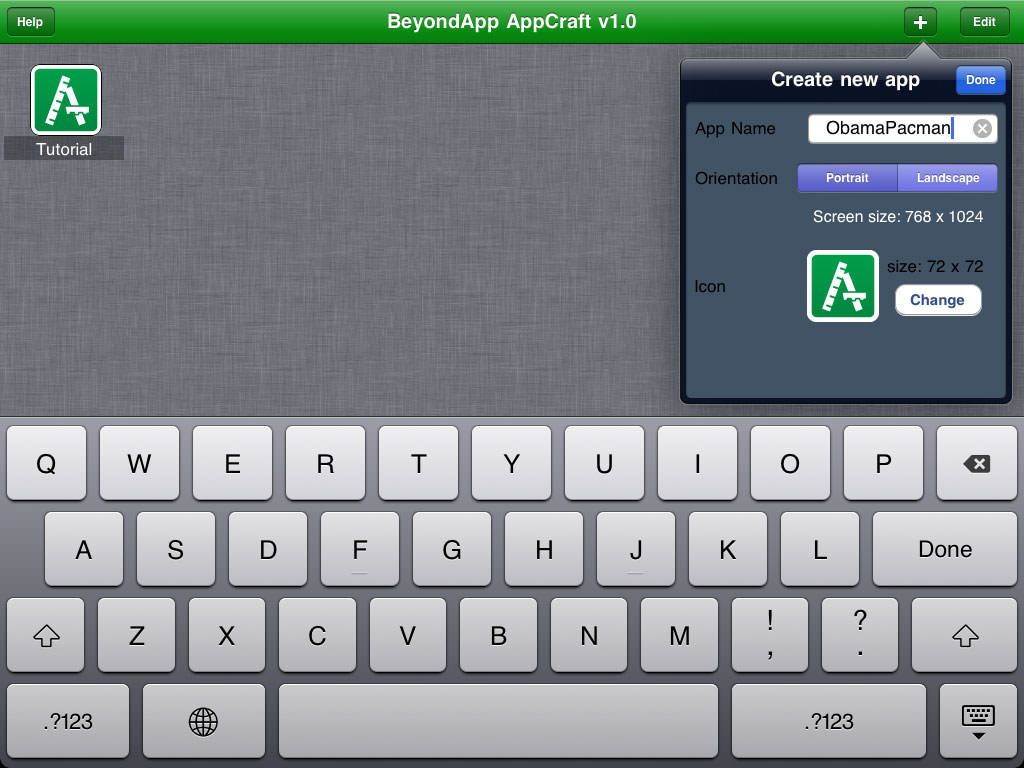 AppCraft picture or screenshot