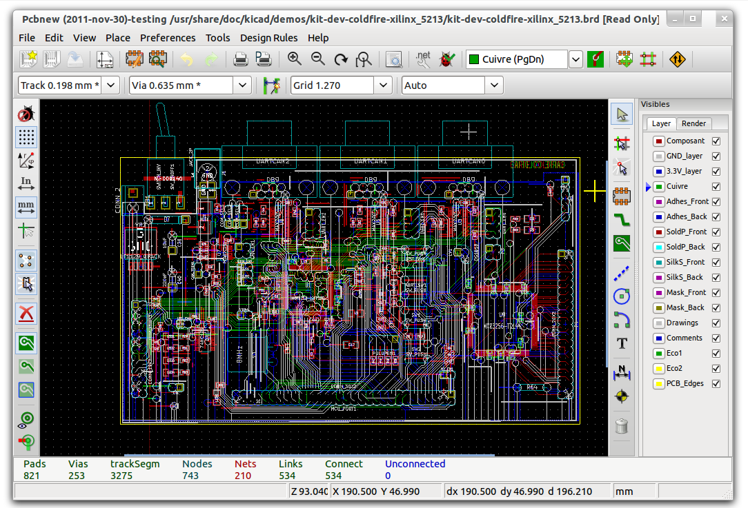 file extension brd kicad pcb design file electrical diagram tool electrical diagram software open source