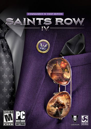 Saints Row 4 picture