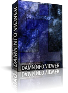 DAMN NFO Viewer picture or screenshot