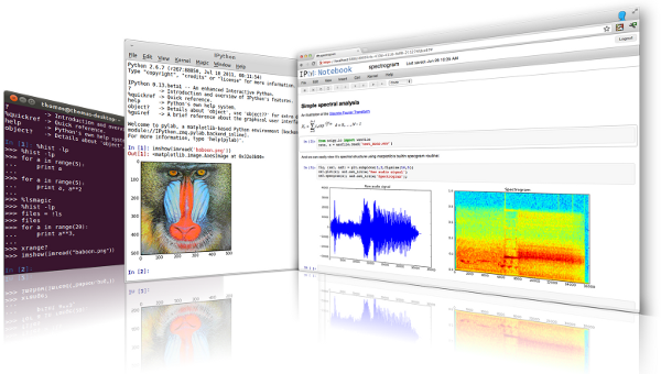 IPython picture or screenshot