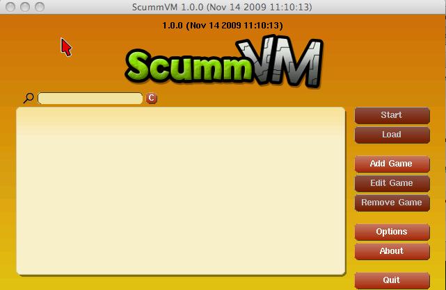 ScummVM picture or screenshot
