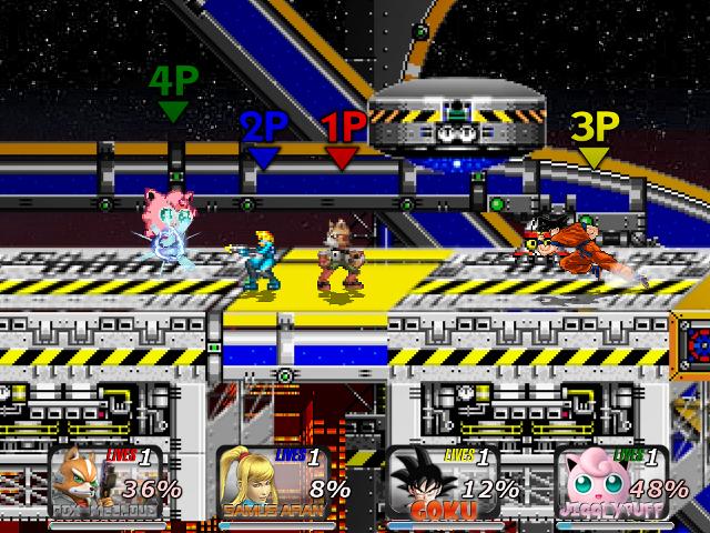 Super Smash Bros. picture or screenshot