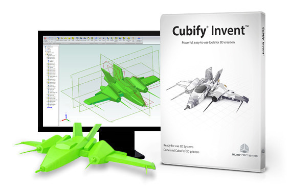 Cubify Invent picture or screenshot