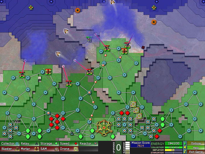 Creeper World picture or screenshot