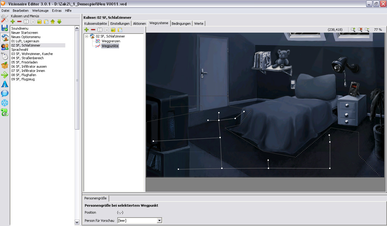 Visionaire Studio picture or screenshot