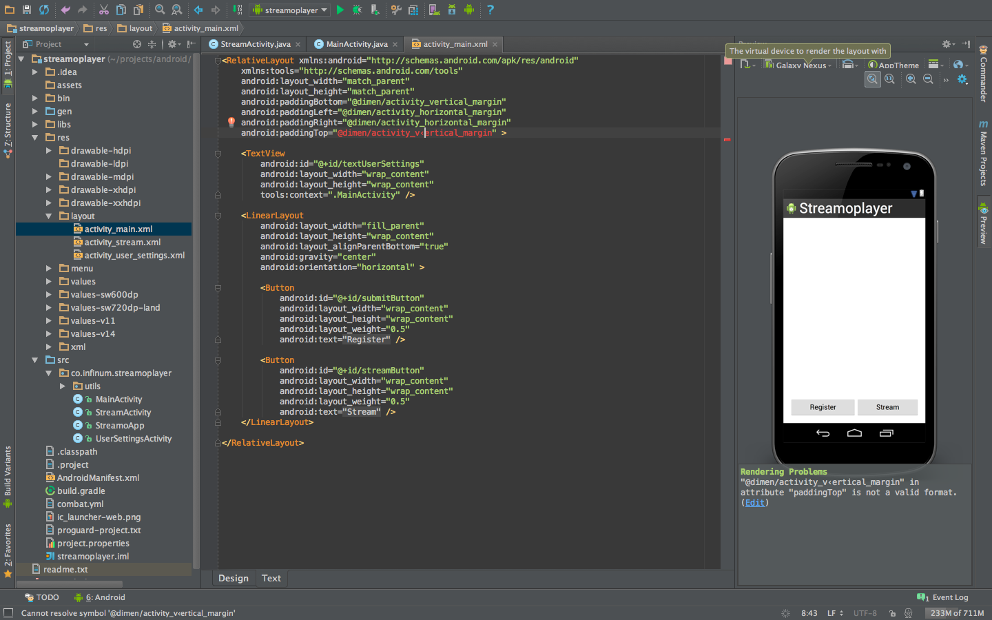 Android Studio picture