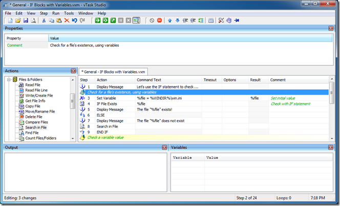 vTask Studio picture or screenshot