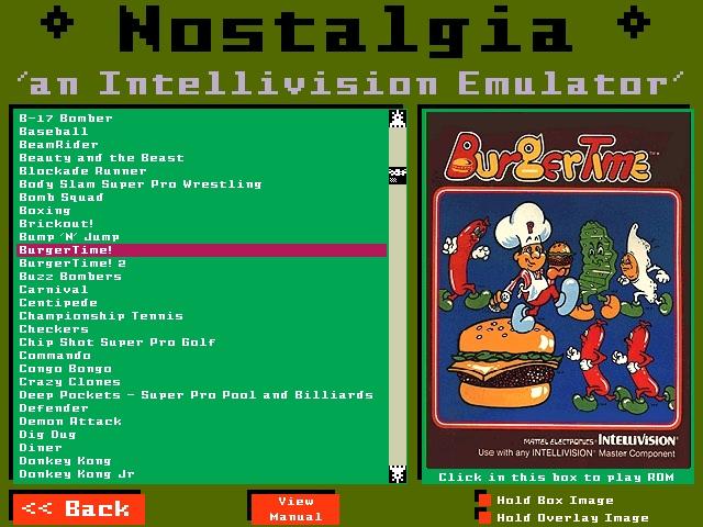 Nostalgia picture or screenshot
