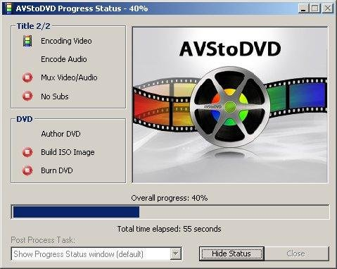 AVStoDVD picture or screenshot