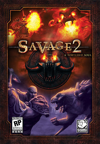 Savage 2: A Tortured Soul picture or screenshot