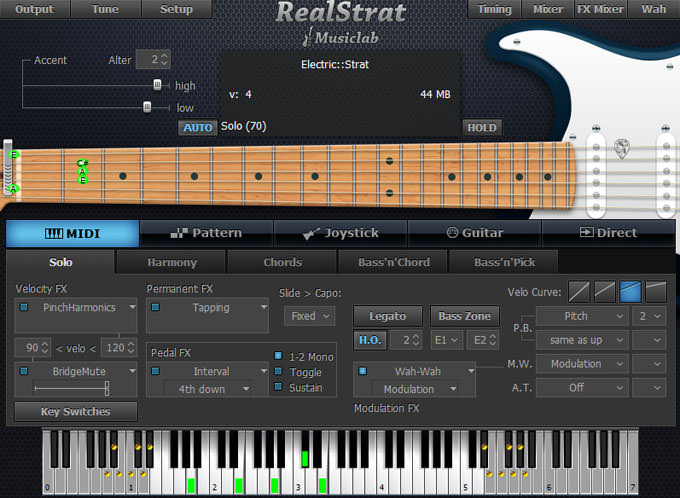 RealStrat picture or screenshot