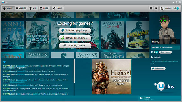 Uplay picture or screenshot