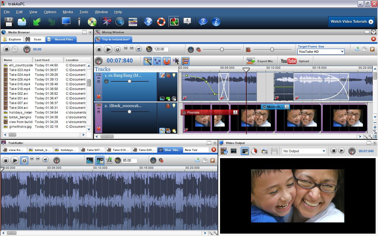 trakaxPC picture or screenshot