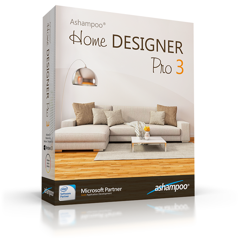 Ashampoo Home Designer Pro picture or screenshot