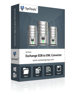 SysTools Exchange EDB to EML Converter picture