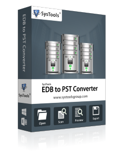 SysTools Exchange EDB To PST Converter picture