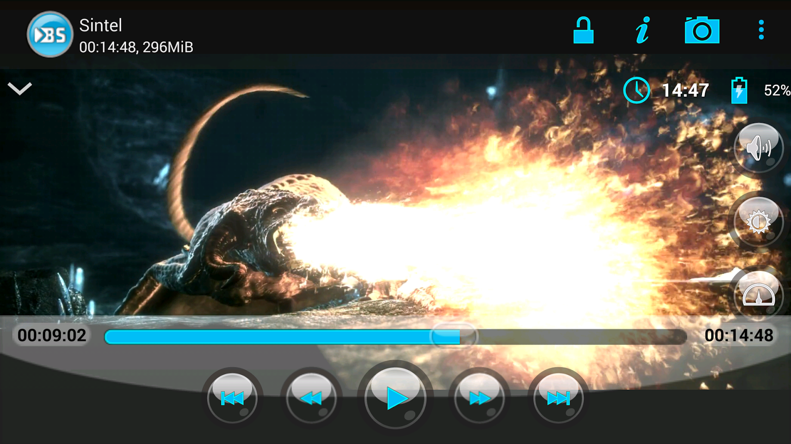BSPlayer for Android picture