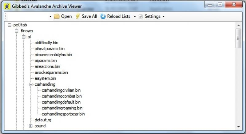ArchiveViewer picture