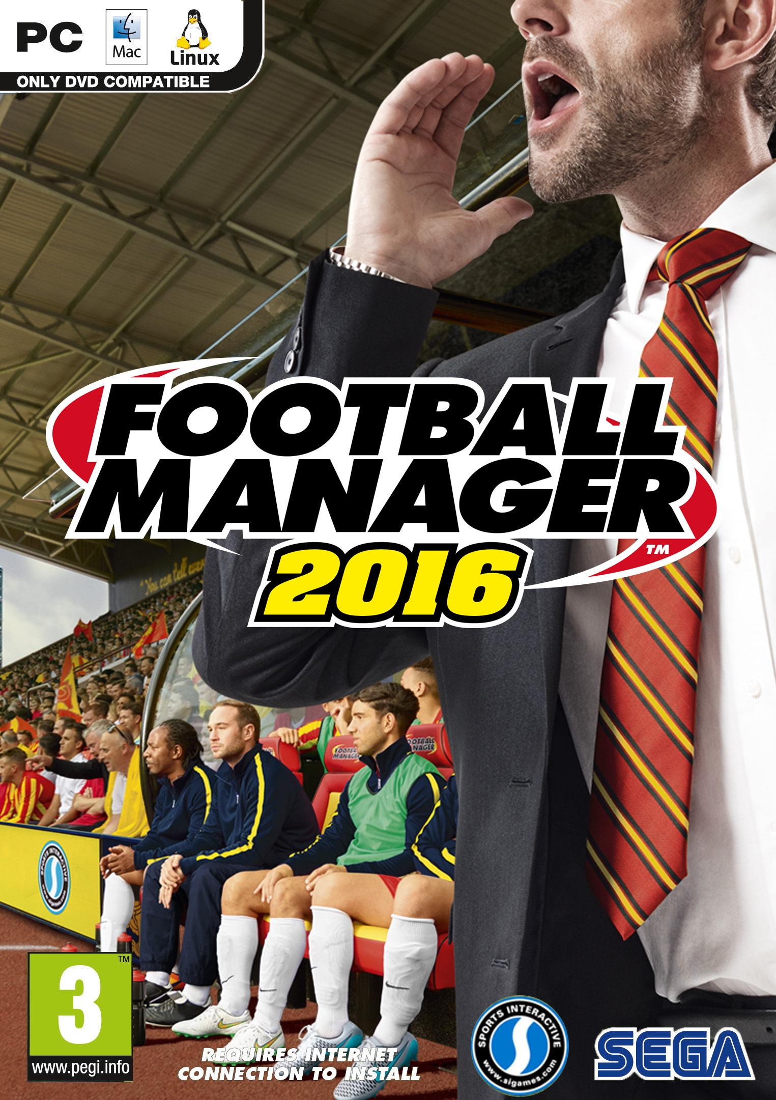 Football Manager 2016 picture