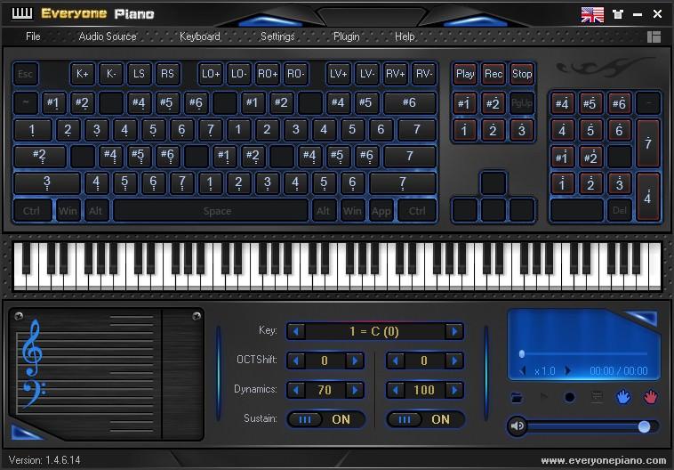 Everyone Piano picture or screenshot