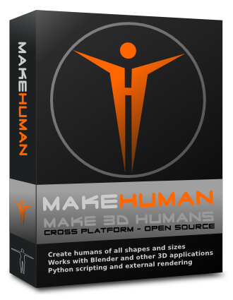 MakeHuman picture