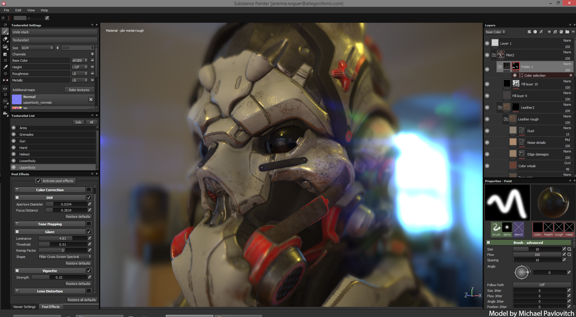 Substance Painter picture