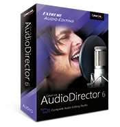 Cyberlink AudioDirector picture or screenshot