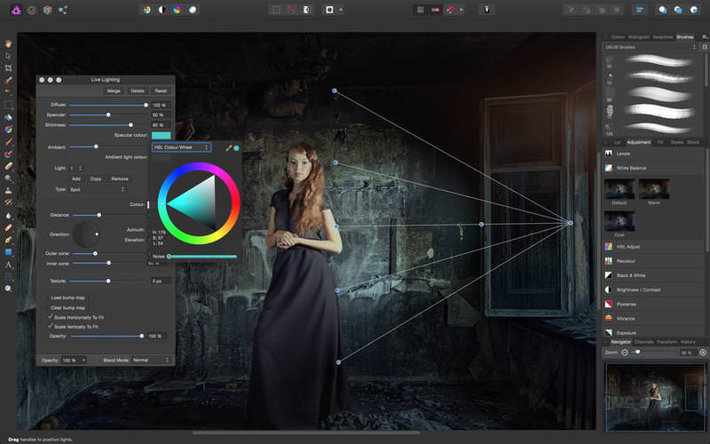 Affinity Photo picture