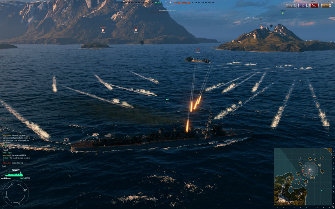 World of Warships picture