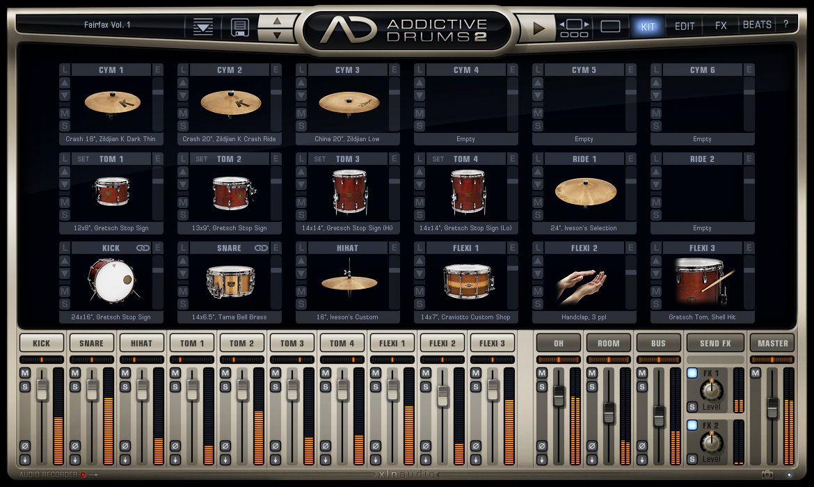 Addictive Drums picture or screenshot