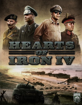 Hearts of Iron IV picture