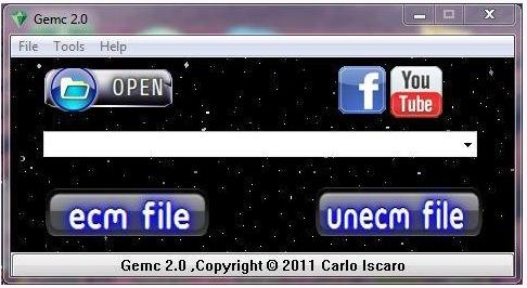 Gemc picture or screenshot