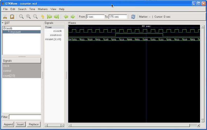 Icarus Verilog picture or screenshot