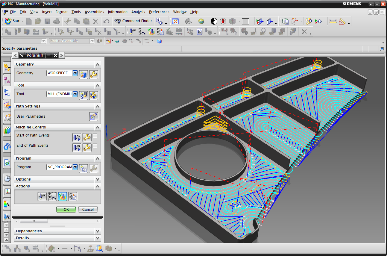Siemens NX picture or screenshot