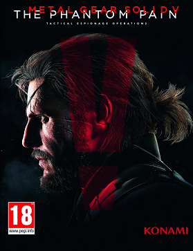 Metal Gear Solid V: The Phantom Pain picture