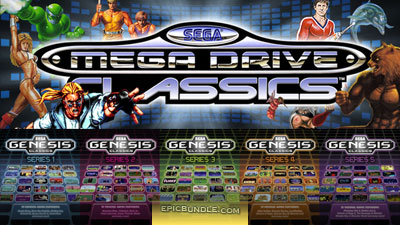 SEGA Mega Drive and Genesis Classics picture or screenshot