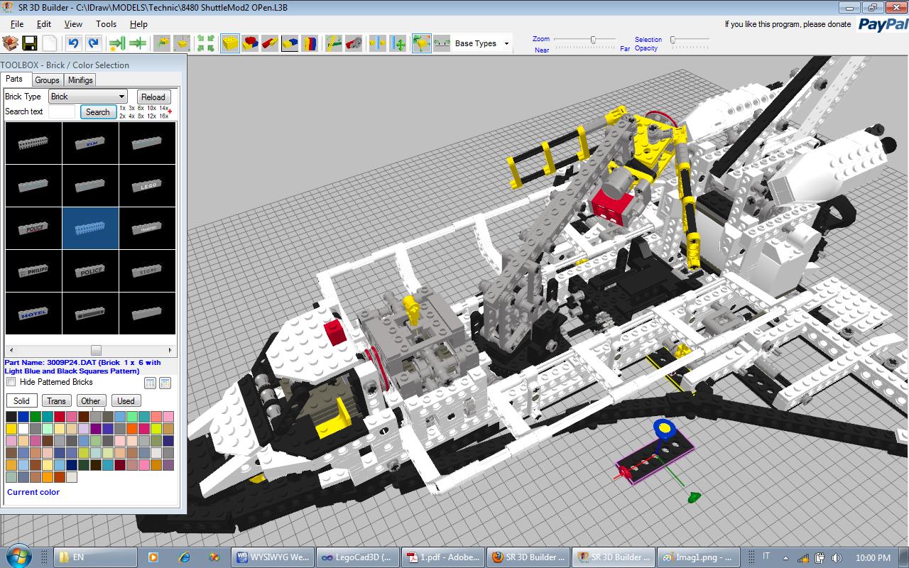 SR 3D Builder picture or screenshot