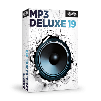 MAGIX MP3 deluxe picture or screenshot