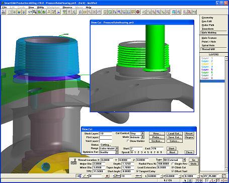 SmartCAM picture or screenshot