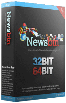 Newsbin Pro picture or screenshot
